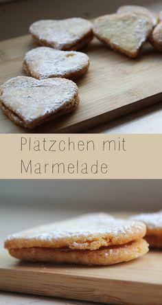Leckere Plätzchen mit Marmeladenfüllung | Spitzbuben mit Quittengelee http://www.the-inspiring-life.com/2014/12/rezept-spitzbuben-mit-quittengelee.html #theinspiringlife #spitzbuben #plätzchen #christmasbakery