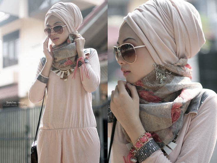 FASHION IN HEADSCARVES: September 2012