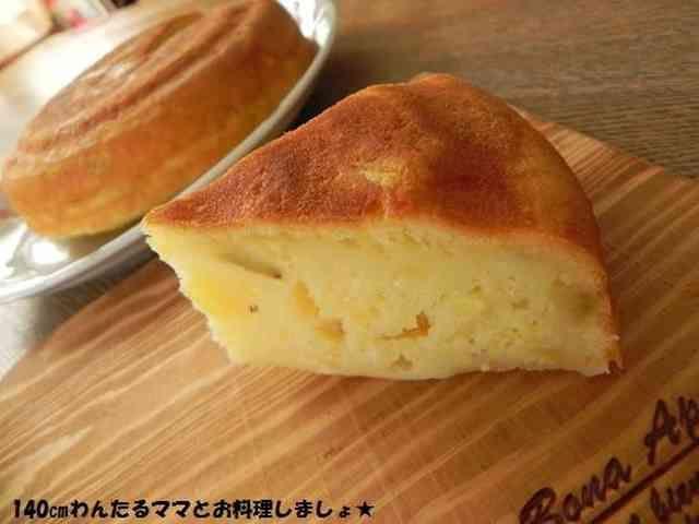 炊飯器で簡単★さつま芋ケーキの画像