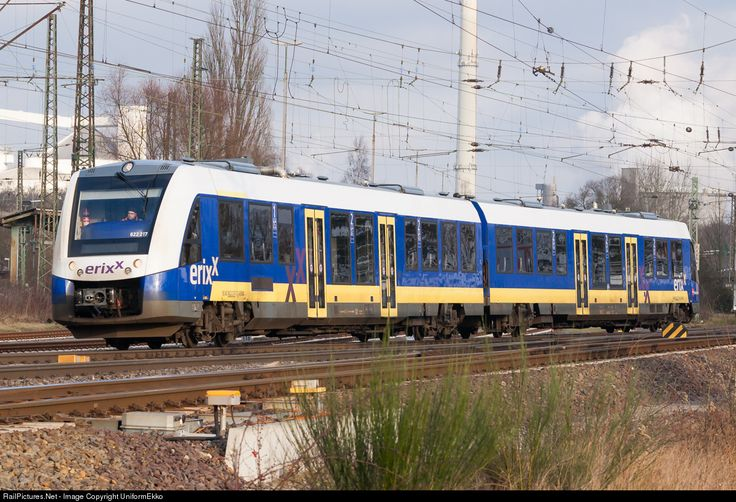 ErixX BR622 at Uelzen, Germany by UniformEkko