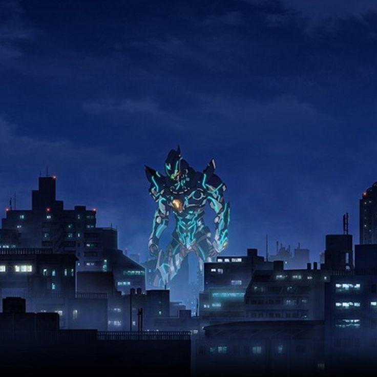 Superhuman Samurai Syber Squad Gridman il nuovo Anime dello Studio Trigger