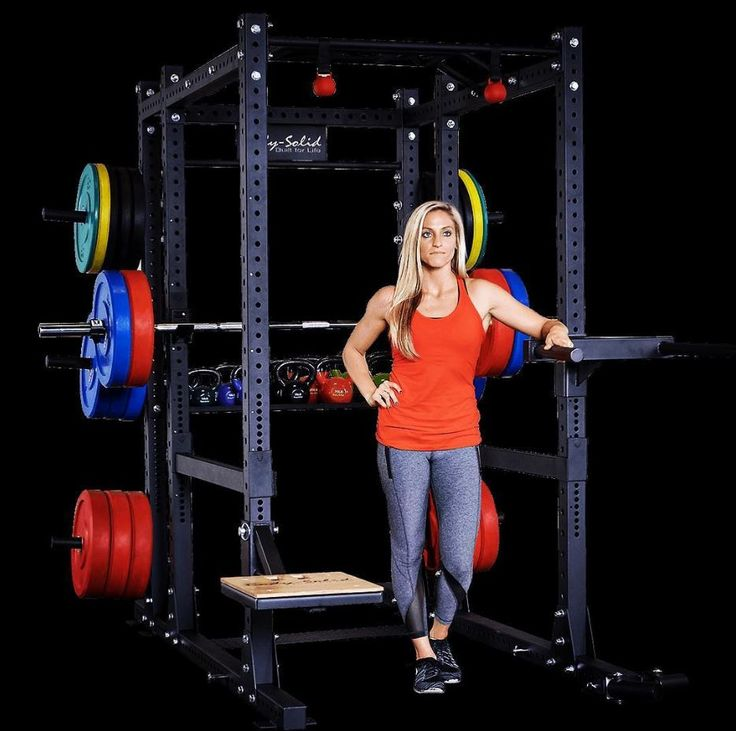 Body-Solid's new SPR1000 Commercial Power Rack is the perfect blend of quality, function, versatility and value. http://www.net2fitness.com