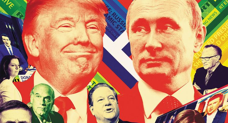 The Kremlin's Candidate In the 2016 election, Putin's propaganda network is picking sides. By Michael Crowley May/June 2016