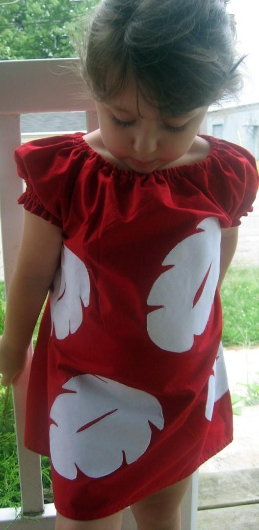 Lilo dress to wear on Disney trip - from Lilo and Stitch