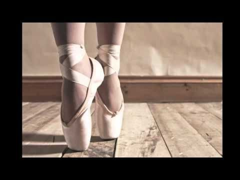 """Ballet Music - relaxing """"solo piano"""" Music for  Ballet classes"""