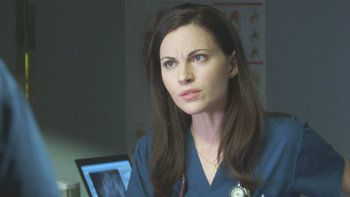 A patient reveals to Jordan that TC almost died saving him. All-new The Night Shift, Monday at 10/9c on NBC.