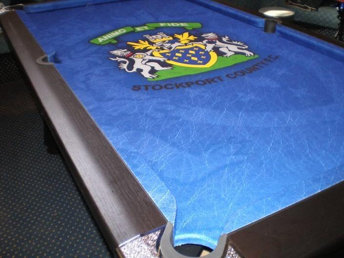 Custom Pool Table Felt Designs - Bestsciaticatreatments.com
