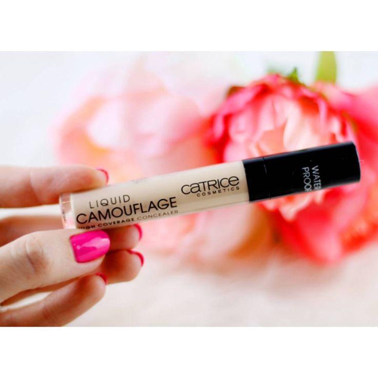 Catrice Liquid Camouflage Concealer: Ein sehr stark deckender Concealer der auch sehr gut für helle Haut geeignet ist. Rutscht nicht in die Fältchen und hält sehr gut. Deckt gut Unreinheiten und Augenringe ab.  Kostenpunkt liegt bei ca. 2,99€  #makeup #review #beauty #pretty #like4like #instamakeup #cosmetic #cosmetics #TFLers #fashion #eyeshadow #lipstick #gloss #mascara #palettes #eyeliner #lip #lips #tar #concealer #foundation #powder #eyes #eyebrows #lashes #lash #crease #primers #base…