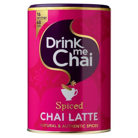 Drink Me Spiced Chai Latte 250G - Groceries - Tesco Groceries