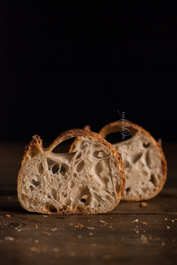 Long fermentation sourdough bread. By Sylvain Vernay.