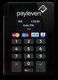 payleven Chip'n'PIN device  accept credit card payments no monthly fee no setup fee setup https://payleven.co.uk/go/fjqcq7 Bixolon printer