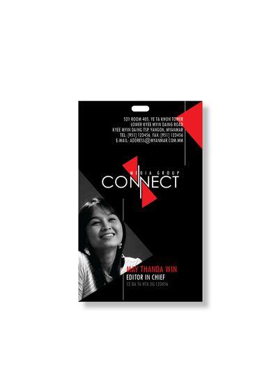 8 best card images on Pinterest Business cards, Carte de visite - membership id card template