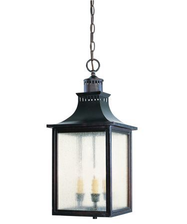 Savoy house 5 256 monte grande 3 light outdoor hanging lantern