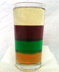 Somewhere over the rainbow...  Learn about density and make a rainbow in a glass