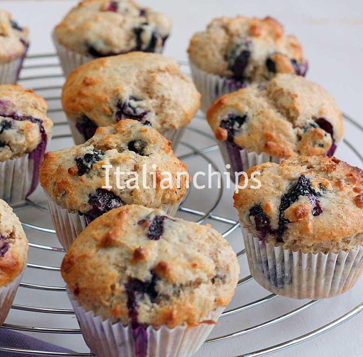 Amato Oltre 25 fantastiche idee su Muffin ai mirtilli vegan su Pinterest  OQ36