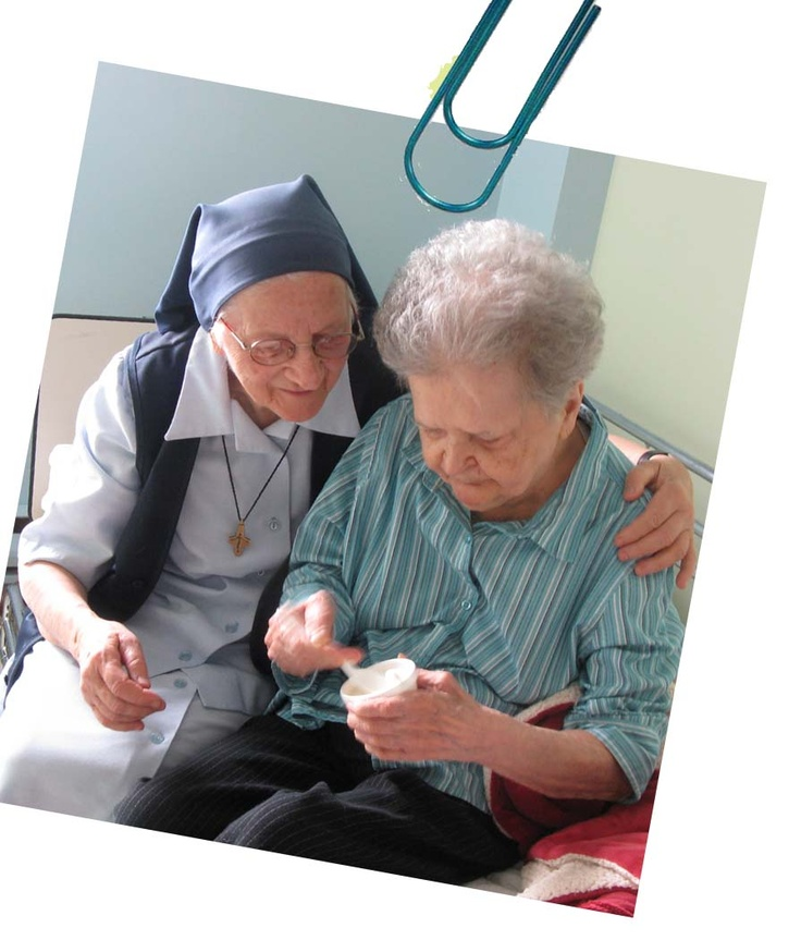 Sisters of St. Mary Canadian Province Nuns Orders of
