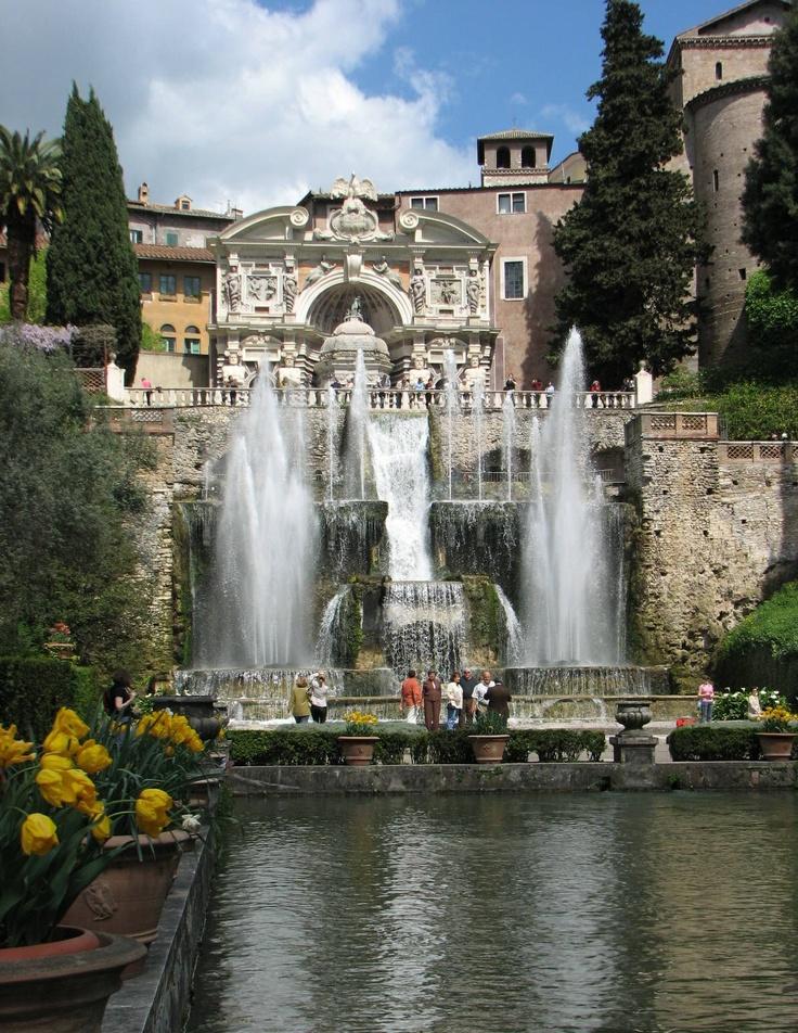 Villa Du0027Este Tivoli Italy