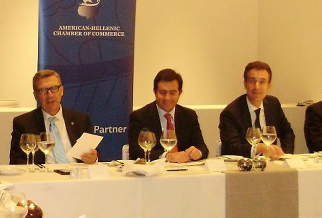 Από τη συνάντηση του Αντώνη Σαμαρα με τους Παραγωγικούς Φορείς στη Θεσσαλονίκη [3] [16/9/2011]