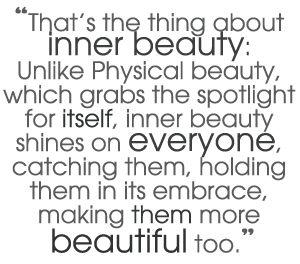 Inner beauty: Thoughts, Physics Beautiful, Inspiration, Inner Beautiful, Beautiful Shinee, Things, Living, Beautiful Quotes, True Beautiful