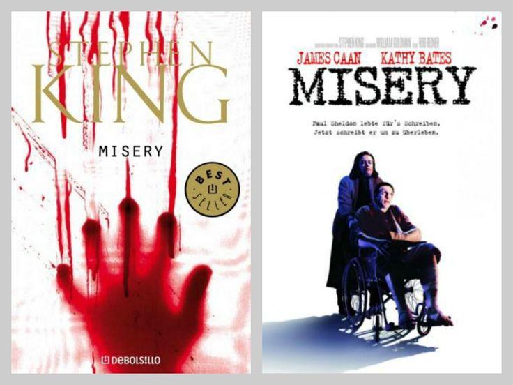 Stephen King - Misery (Book vs Film)