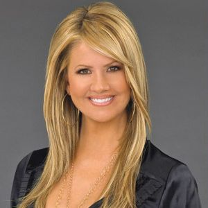 """When Entertainment Tonight host Nancy O'Dell set out to teach her young daughter Ashby how to brush her teeth, she knew the surest path to success would be to make it fun for the toddler.  """"The best thing with kids is you have to make everything a game."""""""