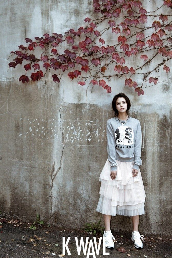 Fujii Mina K Wave 11/2014