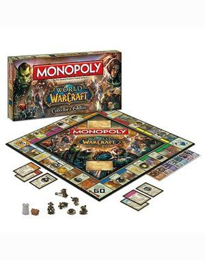 Monopoly: World of Warcraft Collector's Edition « Game Searches