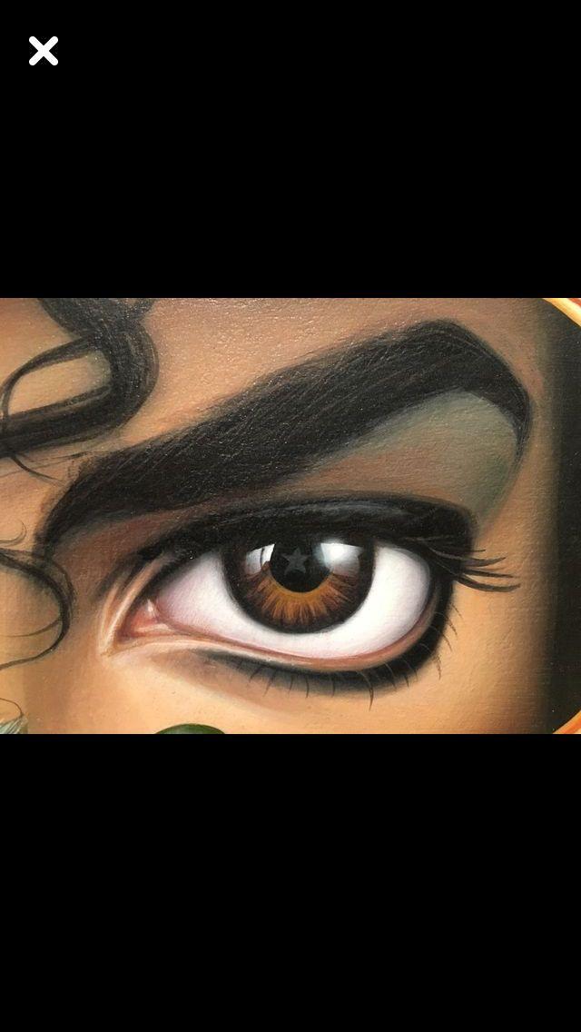 Eye of a king