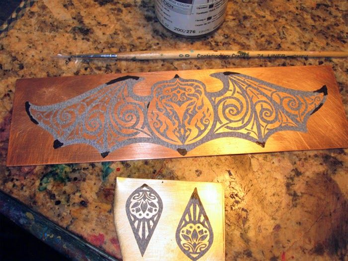 pin by kristi harkins on etching pinterest metal metal clay and