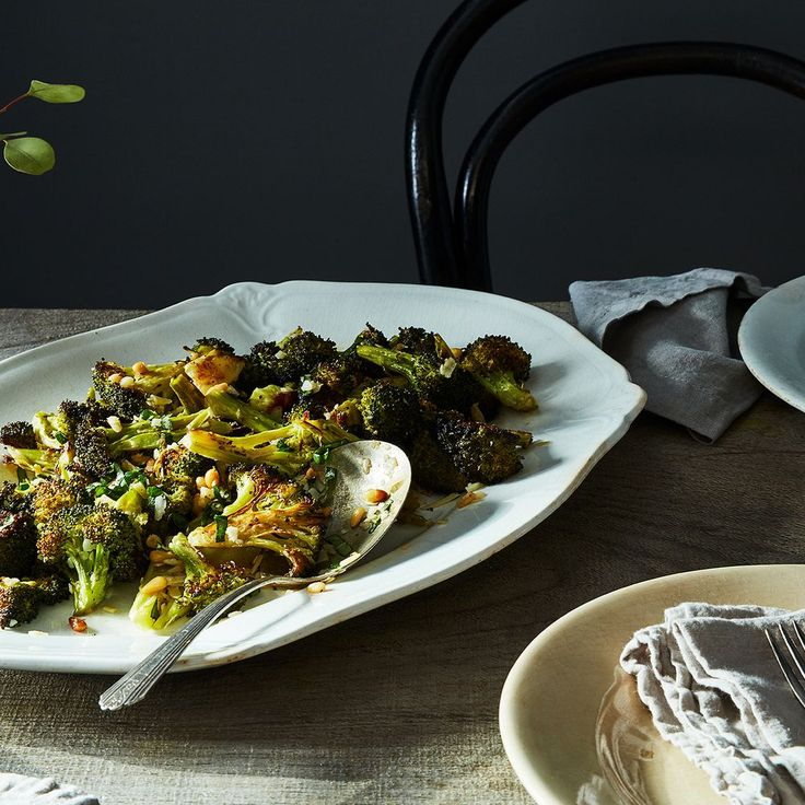 The Internet Says This Will Be the Best Broccoli of Your Life on Food52