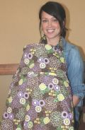 Canadian MADE Booby Trapper Nursing cover w/ double boning... AMAZING, a MUST HAVE