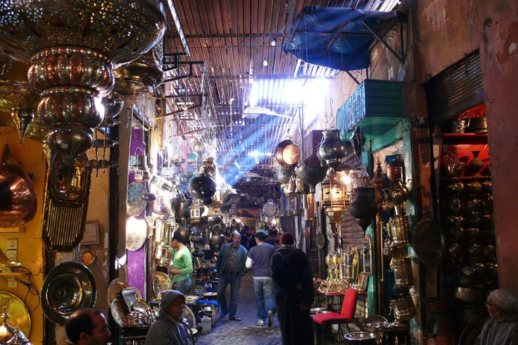 north africa market - Google Search