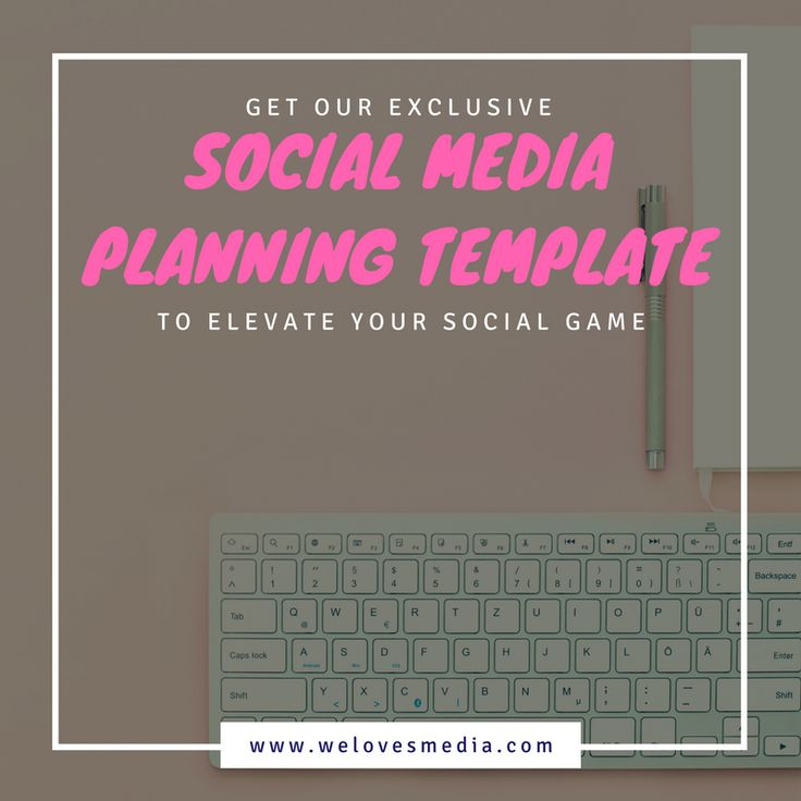 Get your free social media content planner. Stay organised with a consistent message across all social channel.