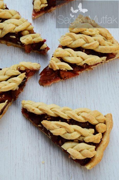 Pekmezli, Mürdüm Erikli, Elmalı Tart – Sağlıklı Mutfak