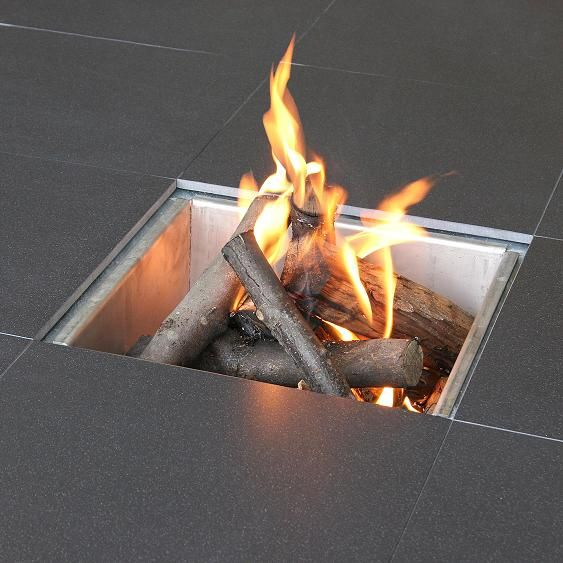 FIRE ELEMENT with wood