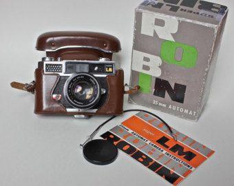 appareil photo Miniature de Falcon des années par CuriousAndVintage