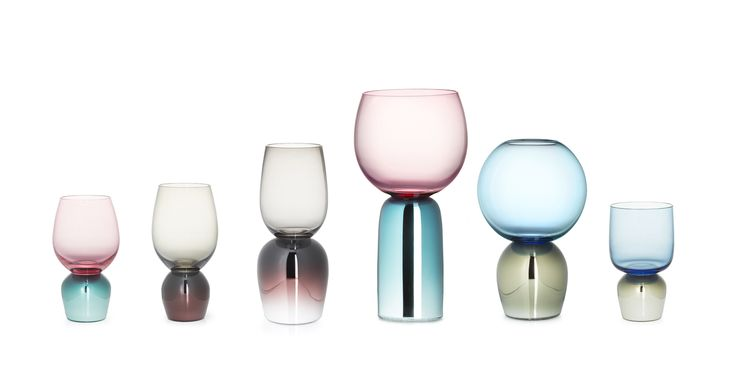 Verreum presents a new tableware collection, Reverso, designed by Sacha Walckhoff.