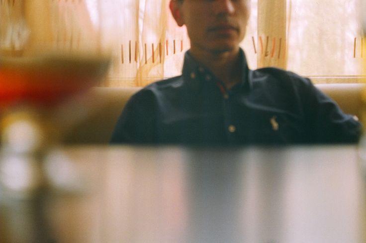 Fed 5B film camera , loaded with fuji superia 200