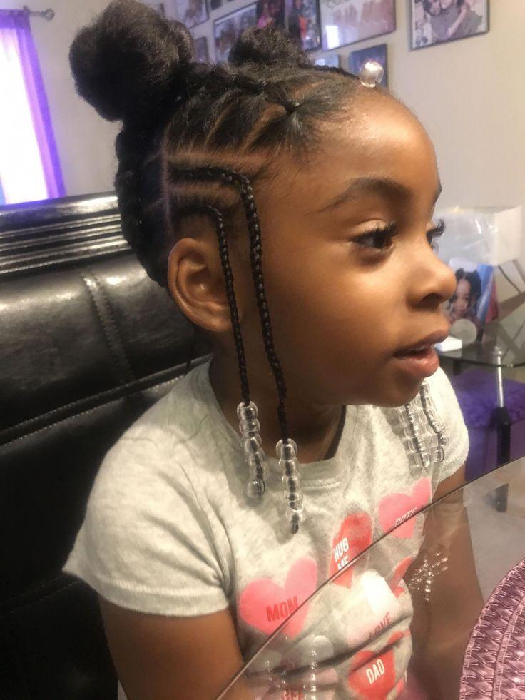 Kids Hairstyle For Short Hair Cute White Girl Hairstyles Hairstyles For One Year Old Baby Girl 2 Short Hair For Kids Kids Hairstyles Black Kids Hairstyles
