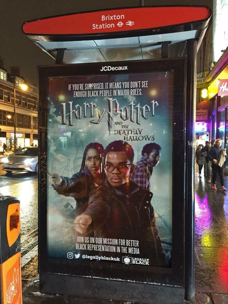Young Brixton activists recreate film posters with black leads | UK news | The Guardian