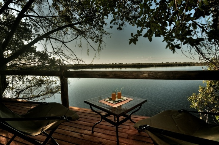 XUGANA ISLAND LODGE, BOTSWANA: PART OF MY HONEYMOON WITH SOUTH AFRICA