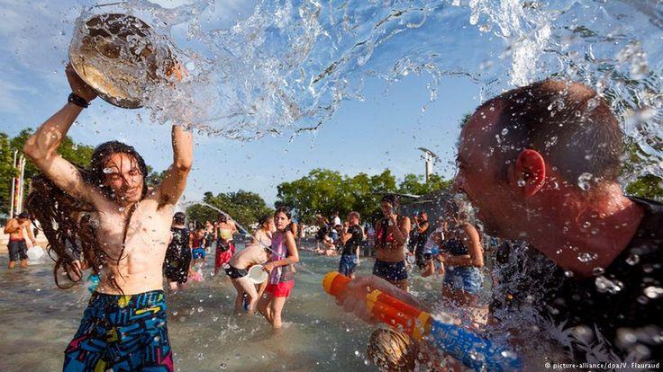 2015, η θερμότερη χρονιά της ιστορίας