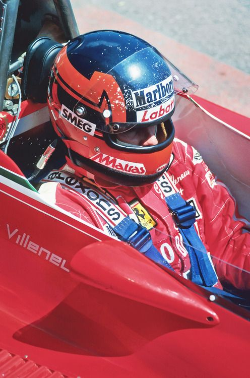 """The hardest bastard I ever raced against - but completely fair"" ... keke rosberg"