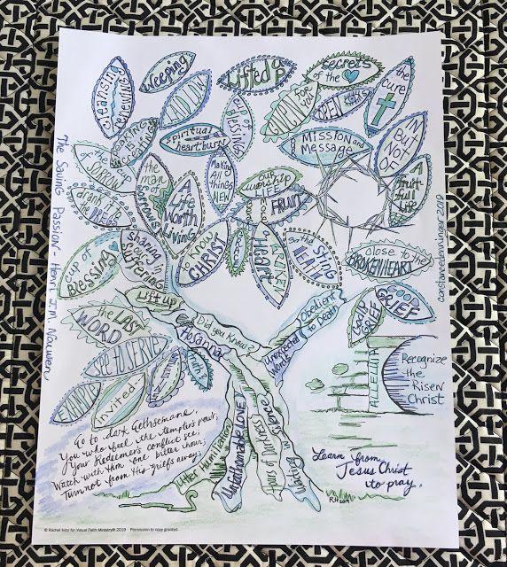 Vintage Grace Lent Illustrated Faith Fall Craft Fairs