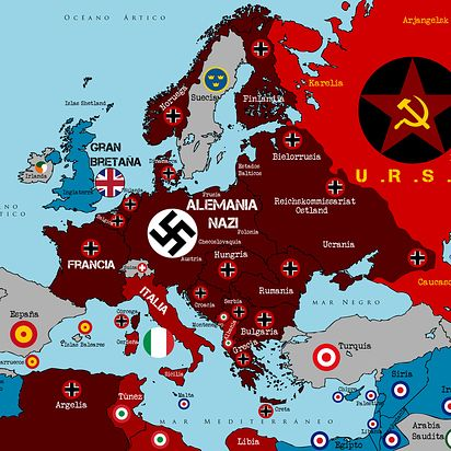74 best images about World War II Maps on Pinterest | Invasion of ...