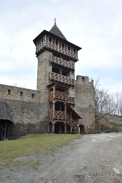 Helfstejn tower
