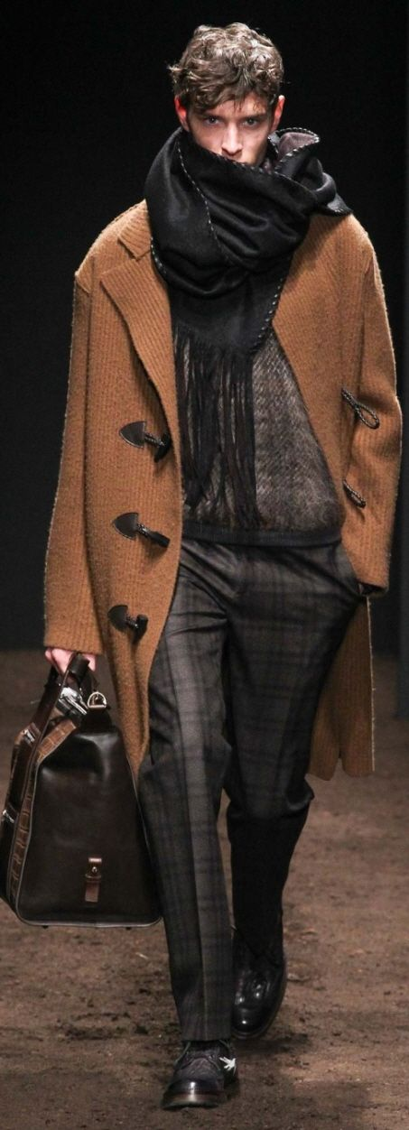 Salvatore Ferragamo Fall 2015 Menswear