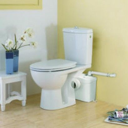15 Best Saniflo Macerators Images On Pinterest Bathrooms Toilet And Toilets