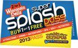 Answer to Riddle #2! Wisconsin Dells Super Splash Pass (or Splash Pass!)