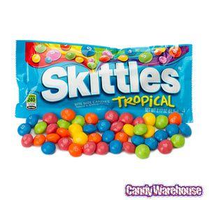 Just found Skittles Candy Packs - Tropical: 36-Piece Box @CandyWarehouse, Thanks for the #CandyAssist!